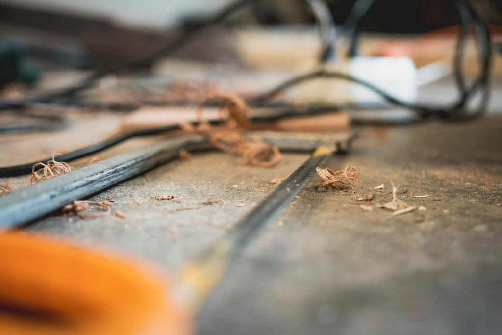 Création sur-mesure mobilier ancien vintage meuble d'atelier meuble de métier