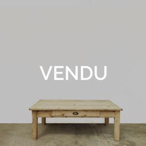 Table-basse-bois-atelier-meuble-de-métier-ancien-meuble-ancien-brocante